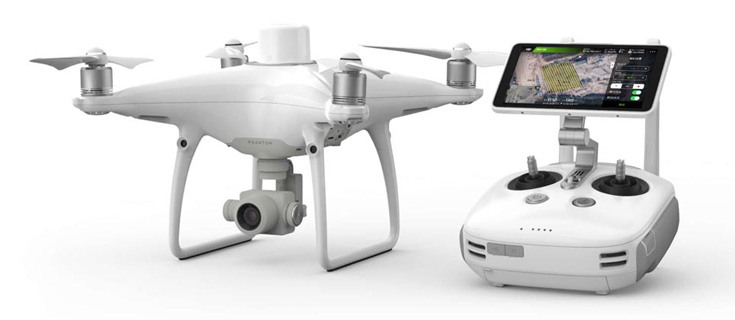 DJI Phantom RTK